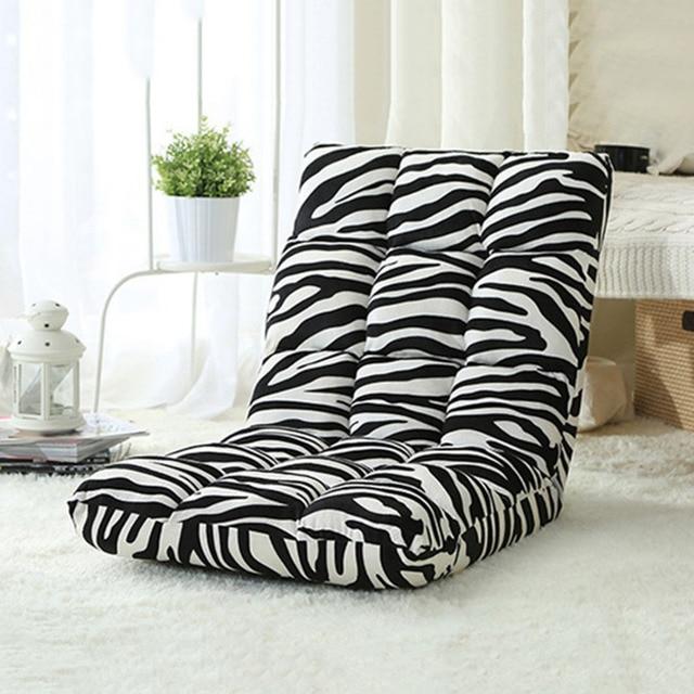 High Quality Lazy Chair Corner Sofa Bed Folding Floor Creative Bean Bag Beanbag Adjustable Relax