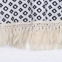 Short Sleeves Geometrical Chiffon Kimono Cardigan RK