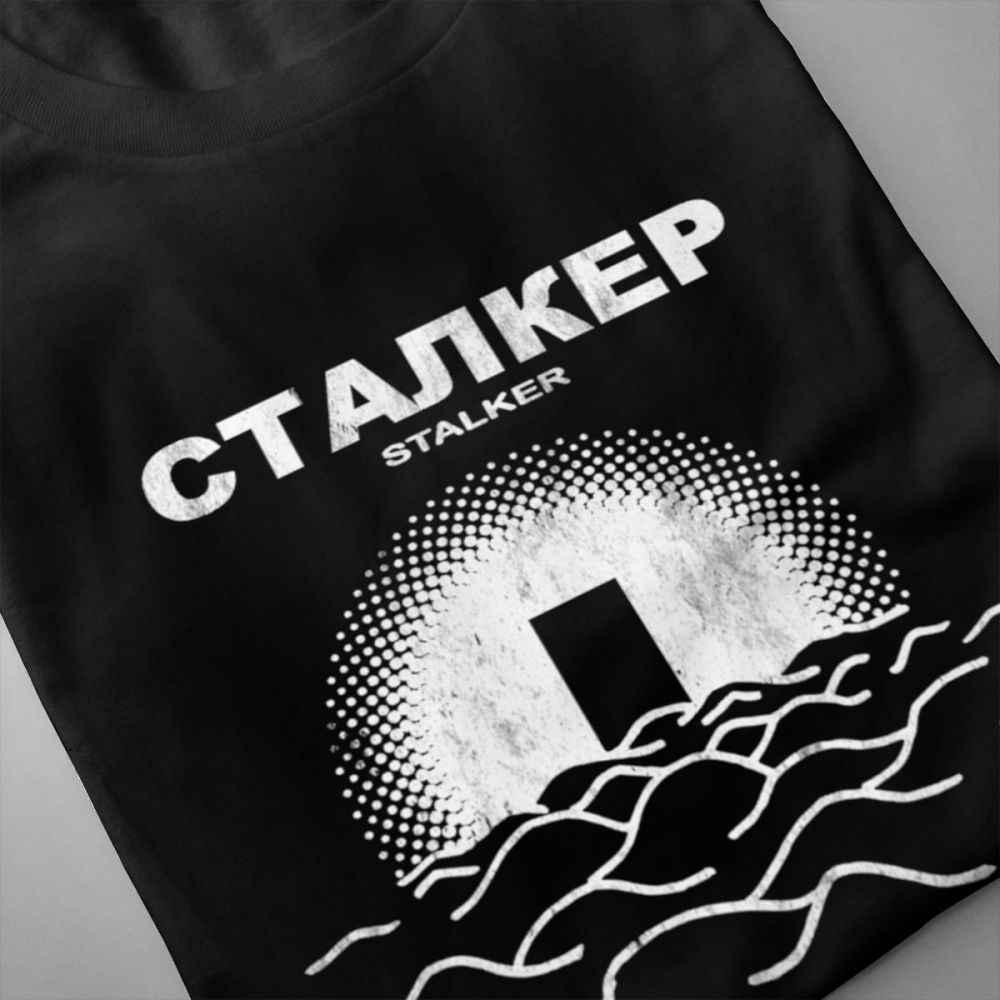 Футболка «Сталкер», футболка с изображением игры «Тень Чернобыля», футболка с 3D принтом, футболка из чистого хлопка, S-6XL размера плюс, Мужская футболка