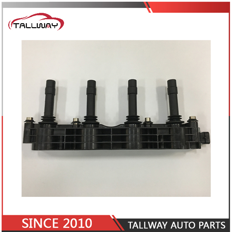 Free Shipping Ignition Coil For Vauxhall Opel Astra G Corsa C Meriva Vectra B C Zafira A 1.4 1.6 MK 19005212 1208307 0986221039