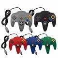 Clássico Retrolink N64 Wired Game controller joystick Gamepad jogos Console para Nintendo N64 host especial Nova chegada
