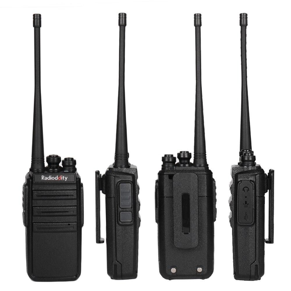 6 kom. Radioddity GA-2S Walkie Talkie 400-470MHz 2W dvosmjerni radio - Voki-toki - Foto 2