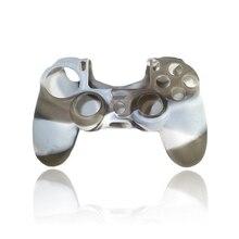 OSTENT защитный силиконовый гелевый мягкий чехол для sony PS4 контроллер