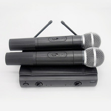 Free-Shipping! PGX-58 Premium Quality Dynamic Vocal Wireless Microphone for dj mixer oxlasers high quality 2 4g usb wireless dynamic microphone for conference teacher and speech mic free shipping