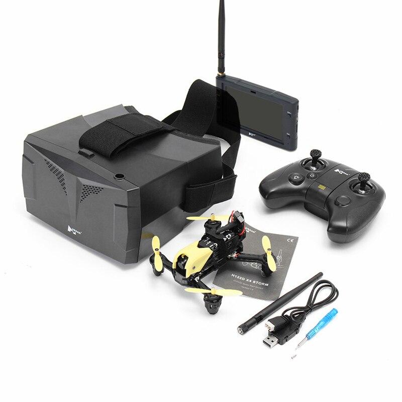 Hubsan H122D X4 5.8G FPV Micro Racing RC Camera Drone Quadcopter W/ 720P Camera Goggles Compatible Fatshark VS MJX B6