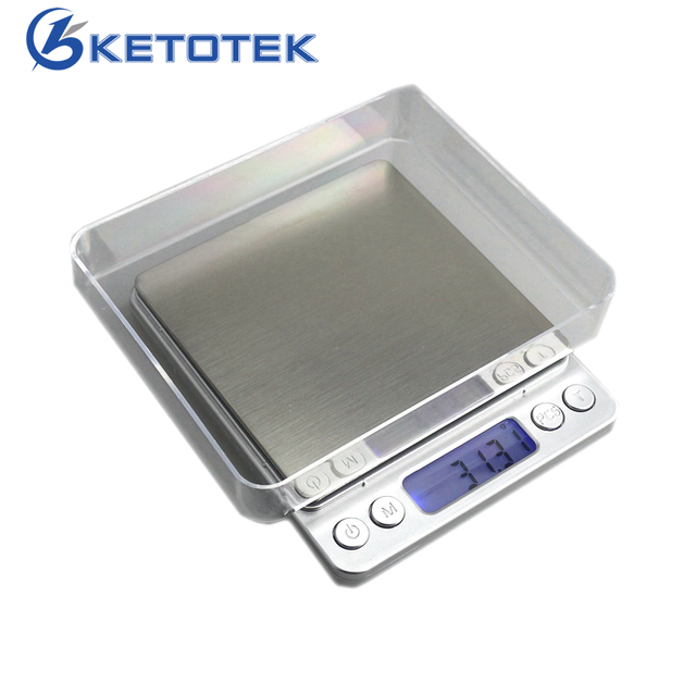 500g 0 01g Mini Precision Scales Digital Kitchen Scale Jewelry Weighing Balance