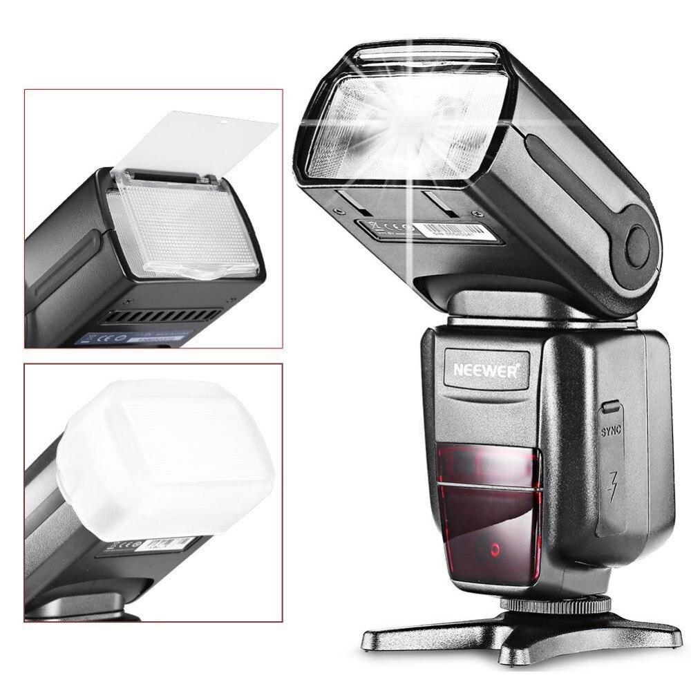 EOS 350D / EOS Kiss Digital N 30D 50D Neewer NW-565 EXC E-TTL ...