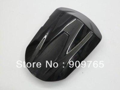 Black Rear Pillion Seat Cowl Cover For 2008-2009 Suzuki GSXR GSX-R 750 K8 Motorcycle