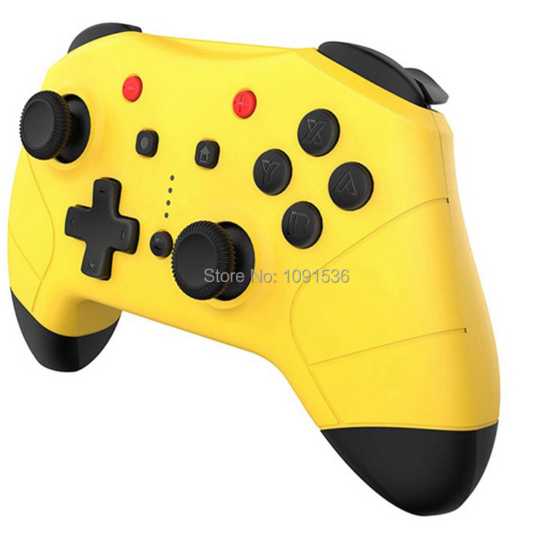 Nintend Switch Pro NFC Game Pad Wireless Bluetooth Controller Remote Gamepad for Console Joystick PC