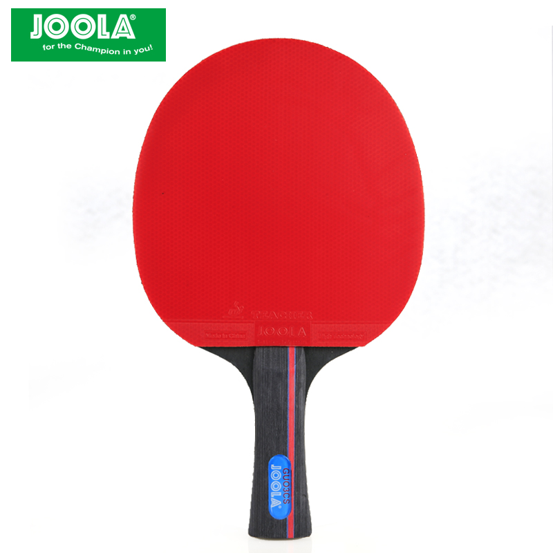 JOOLA six star GUO3CS table tennis racket CARBON FIBER offensive 7 pure wood Blade ping pong