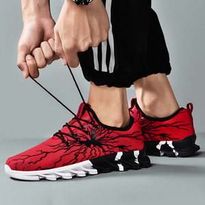 Image 2 - New Clunky Sneaker Women Shoes Thick Bottom Leisure Shoe Shoes Woman Walking Footwear Zapatillas Mujer Deportiva Plus Size 45 46