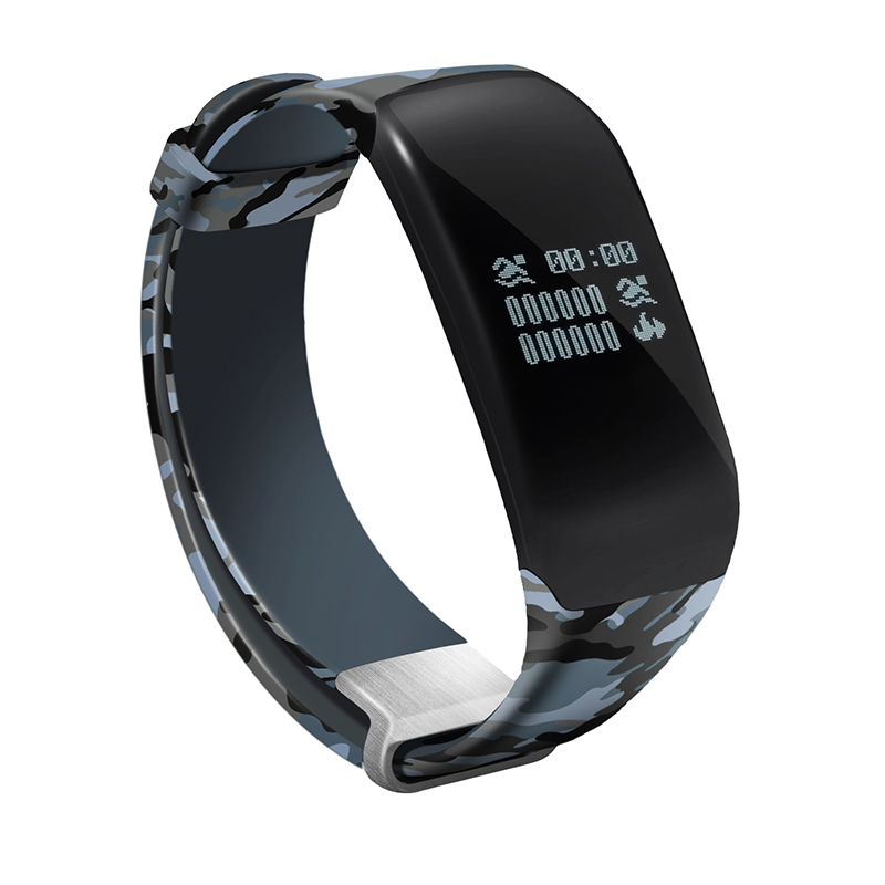H5 Smart Gelang Kolam Pemantauan Aktiviti Kalis Pelacak Tracker Heart Rate Monitor Smart Watch untuk IOS Android telefon