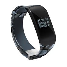 H5 Смарт Браслет Плавательный Мониторинг Водонепроницаемый Деятельность Трекер Монитор Сердечного ритма Smart Watch для IOS Android phone