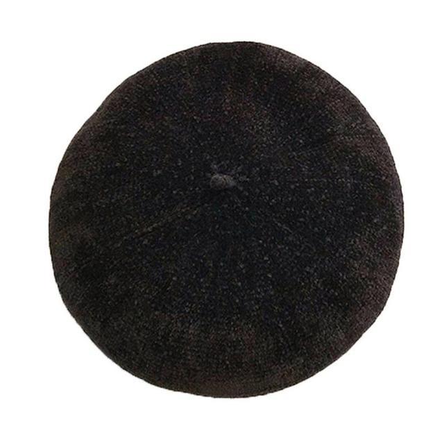 9Color Wool Beret Winter...