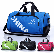 Outdoor Women Messenger Bags Waterproof Sport Gym Bag For Shoes Men Travel Bags Lady Fitness Handbag Crossbody Shoulder Bag