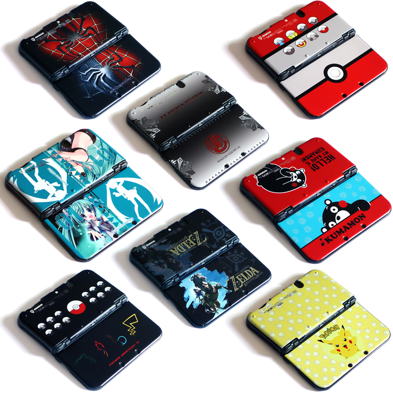 Matte Protector Cover Plate Protective Case Housing Shell For Nintendos New 3DS LL / New 3DS XL Game Accessories