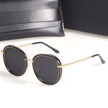Высококачественные брендовые дизайнерские солнцезащитные очки Oculos De Sol gentle MAD Crash для женщин uv400 линзы V логотип и оригинальная коробка