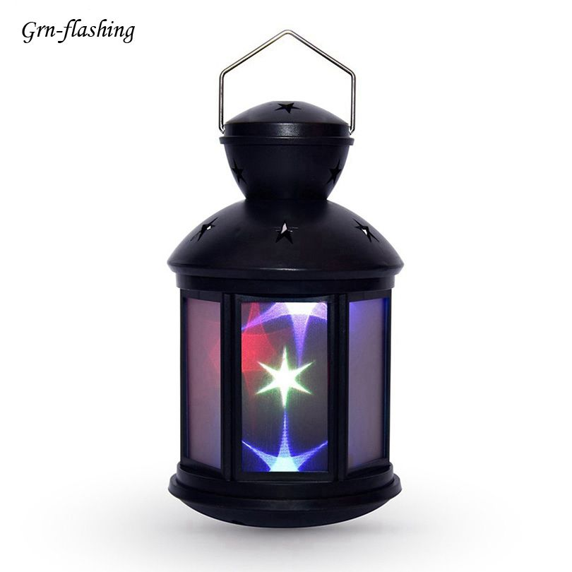 3D Star LED Night Light Lantern Table Lamp Decoration for Camping outside Children Kids Baby Sleep Romantic colorful Led
