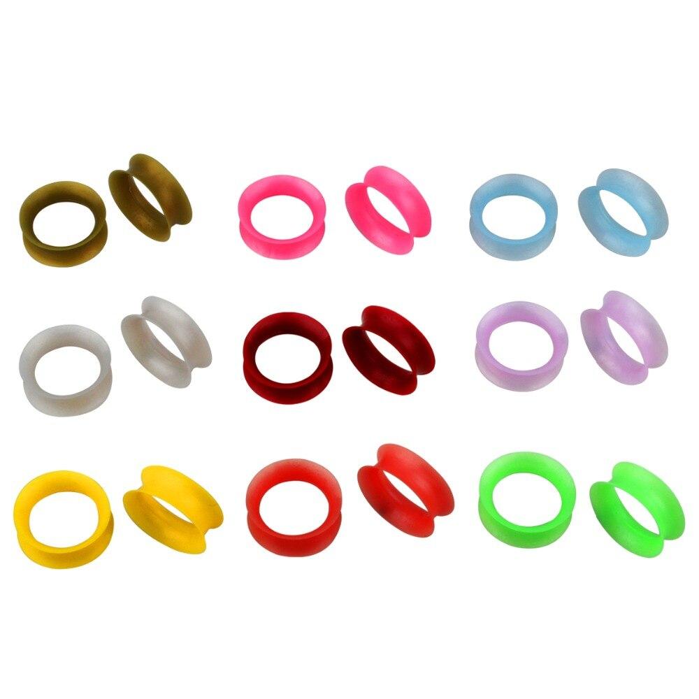 Light pink Polka dot ear plugs tunnels-cabochon ear plugs,wood flesh tunnels,pink ear plugs-retro ear plugs