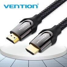 Vention สาย HDMI สาย HDMI TO HDMI 2.0 4K สำหรับ Xiaomi โปรเจคเตอร์ Nintend SWITCH PS4 โทรทัศน์ TV Box Xbox 360 3 M 15 M สาย