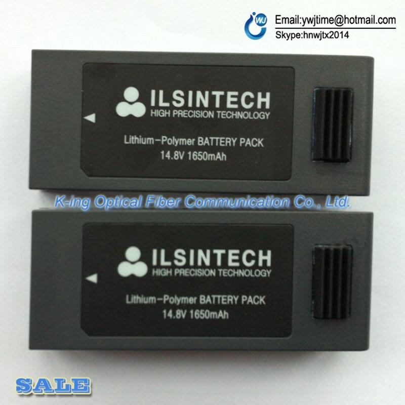 1Pair Original ilsintech F1-B SWIFT-F1 SWIFT-R5 Fiber Fusion Splicer battery 1 pair1Pair Original ilsintech F1-B SWIFT-F1 SWIFT-R5 Fiber Fusion Splicer battery 1 pair