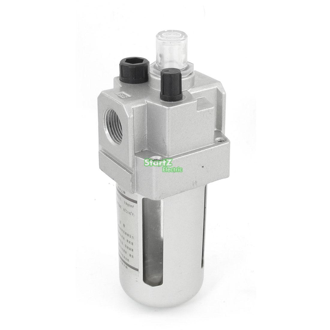 AL4000-04 G1/2''  Air Oiler Pneumatic Oil Fog Lubricator Press al5000 10 g1 air oiler pneumatic oil fog lubricator press