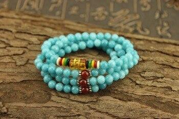 Bracelet Amazonite Nature Et Decouverte