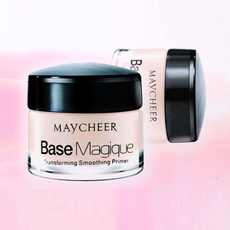 Face Concealer Makeup Primer Invisible Pore Wrinkle Cover Pores Concealer Foundation Base Maquiagem Make Up P WY5 V2
