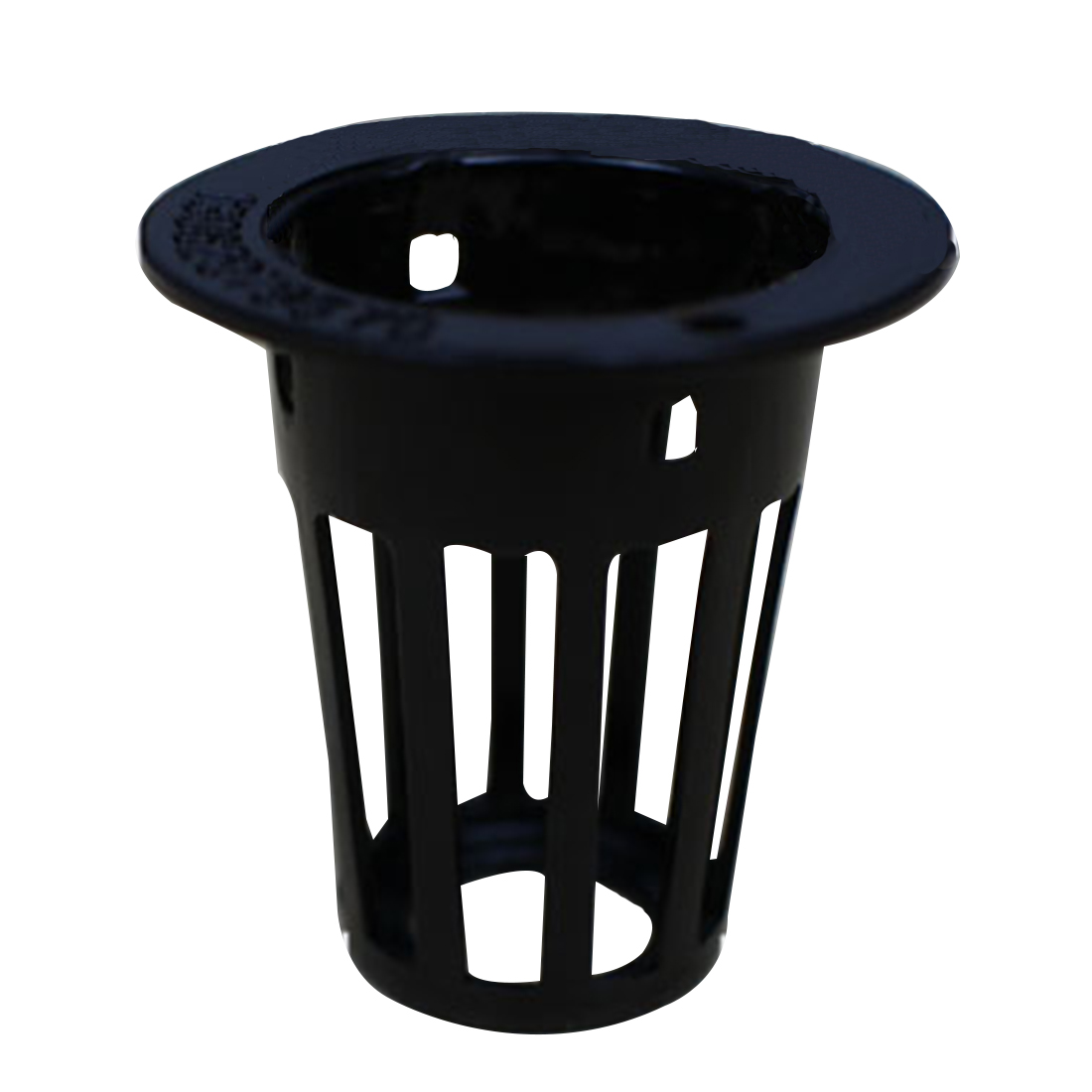 VICTMAX 10Pcs/set Garden Nursery Pots Water Soilless Culture Planting Basket Holder Hydroponic Mesh Net Pot Basket
