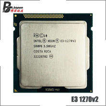 Intel Xeon E3 1270 V2 E3 1270v2 E3 1270 V2 3.5 GHz Quad Core CPU Processor 8M 69W LGA 1155