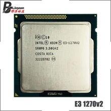 Intel Xeon-procesador Quad-Core, E3-1270 v2 E3 1270v2 E3 1270 v2 3,5 GHz, 8M 69W LGA 1155