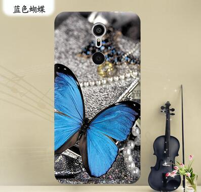 Ultra-Thin Painted TPU Case For Qmobile s
