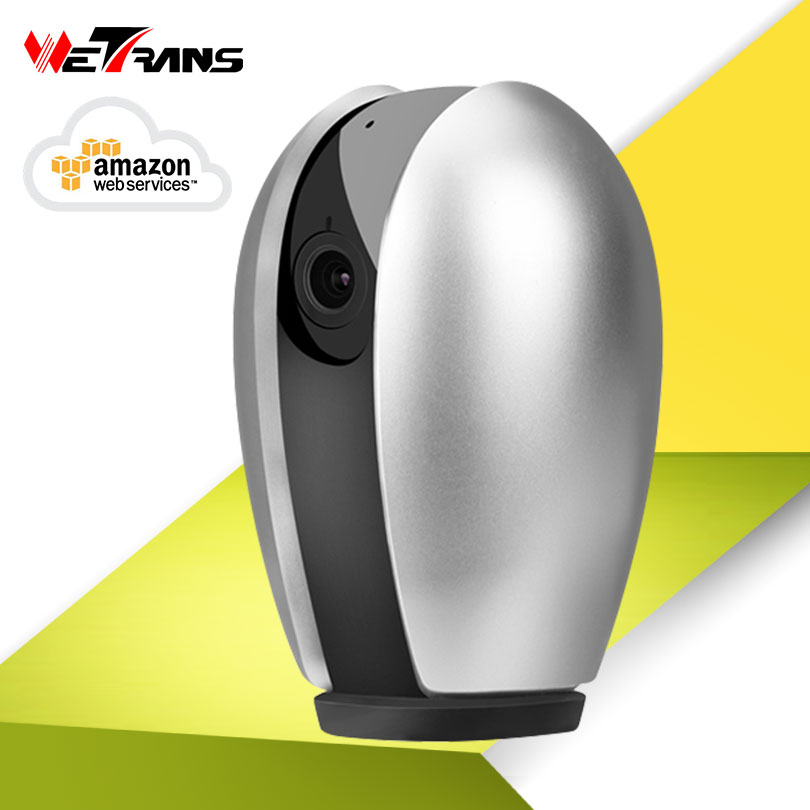 цена Wetrans New Wireless IP Camera Wifi Home Security 720P HD Cloud Storage IR Night Vision P2P Camera IP Wi-fi Surveillance Web Cam
