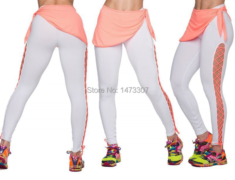 963ffdc332c18f wholesale fashion 6 colors candy colored leggings High waist square dance  gym sports mesh yoga pants free shipping on Aliexpress.com | Alibaba Group