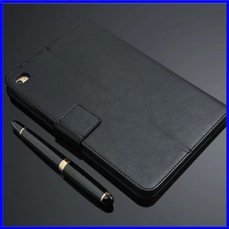 Genuine Leather Case High Quality For iPad mini 4 Leather Case Flip Cover for iPad mini4 Case Cover case Tablet PC