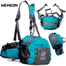Многофункциональный поясной ремень сумка для бега рюкзак для езды на велосипеде на открытом воздухе походная поясная сумка для альпинизма Спорт с портативным карманом