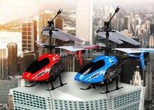 2015 new arrival U822 helicóptero do rc RTF 6-Axis Gyro 3.5CH 2.4G RC Helicóptero com LED modelo de avião para as crianças como presente