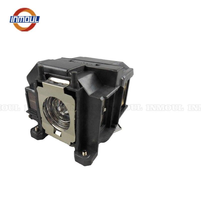 Lámpara de proyector de repuesto ELPLP67 V13H010L67 para Epson EB-X02 EB-S02 EB-W02 EB-W12 EB-X12 EB-S12 EB-X11 EB-X14 EB-W16 EX5210