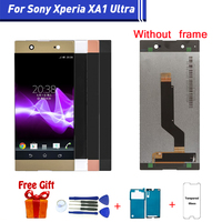 For Sony XA1 Ultra display lcd Screen Replacments For Sony Xperia XA1 Ultra G3221 G3212 G3223 G3226 lcd Display Screen modules