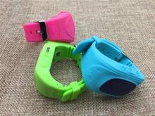Kid's Smart Watch GPRS Locator Tracker Child Guard
