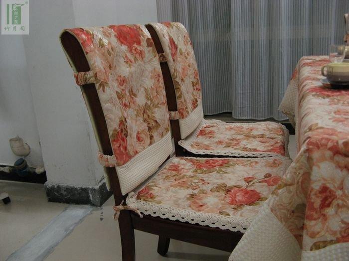 2011 Nouveau Chaise En Tissu De Style Europeen Couvertures Chaise