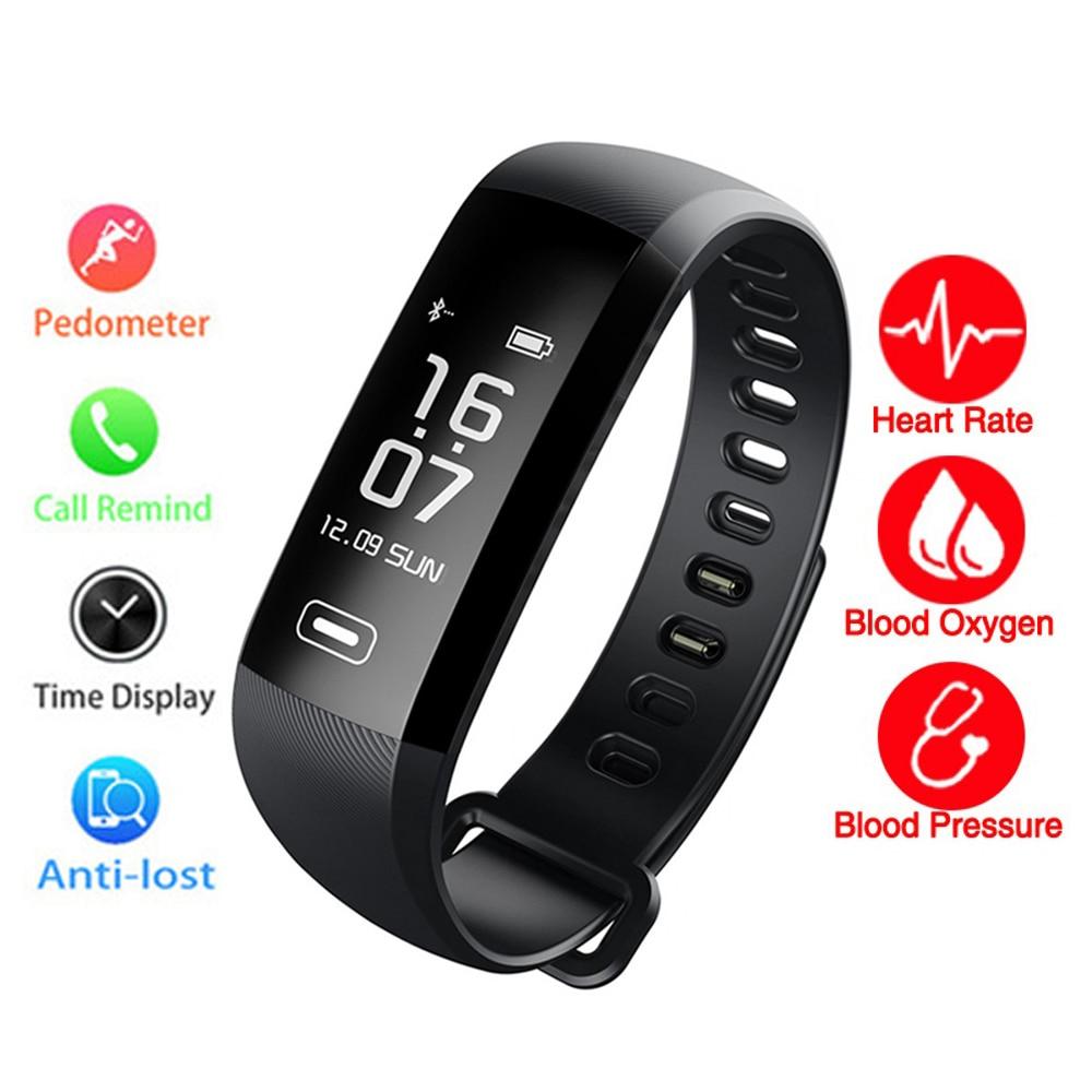 Sport M2 Fitness Tracker Smart Watch Blood Pressure Oxygen Bluetooth 4.0 Creative Watches Intelligent Watch Outdoors Watch