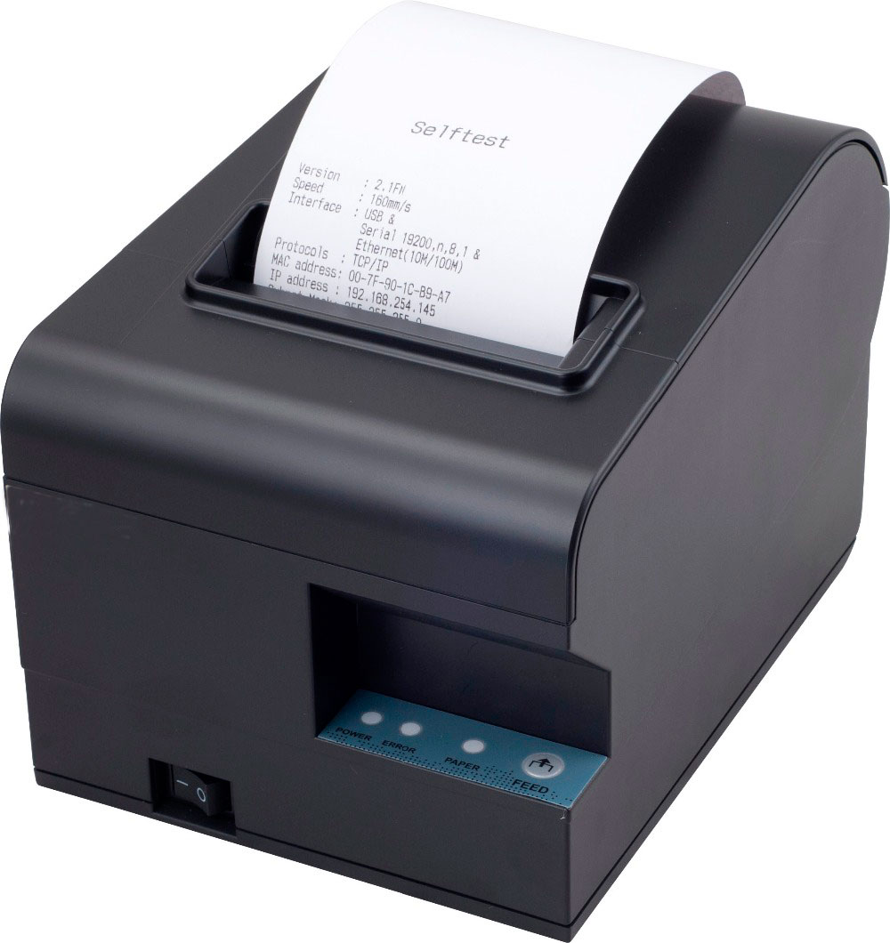 Epson Kitchen Printer Small Space Tables For New Arrive 80mm Auto Cutter Receipt Pos ...