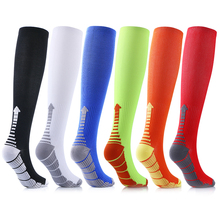 Compression Socks  for Men & Women - Best Stockings for Running, Medical, Athletic, Edema, Diabetic, Varicose Veins, Travel, level 1 a pair medical socks compression stockings varicose veins 15 22mmhg pressure mid calf length for both man and wowan