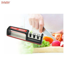 DMD Kitchen Knife Sharpener LX1318 Professional 3 Stages Diamond Sharpening Stone Tool Grindstone h1
