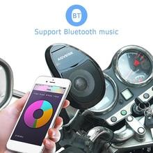 цена на Multi-function MT493 Motorcycle Bluetooth Speaker MP3 Players FM Radio U Disk TF Card Remote Control Music Motorcycle Speaker