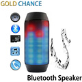 Electronic Audio Bluetooth Speaker LED lights Pulse Portable Wireless LED Support NFC Colorful 360 TF Card Outdoor