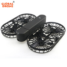 Global Drone Foldable Drone Pocket Drone Professional Drone with Brushless Motor RC Quadcopter with 4K HD WIFI FPV Camera