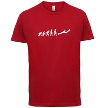 Evolution Of Man RKO - Mens T-Shirt Wrestling Cutter Randy 13 Colours Short Sleeves O-Neck T Shirt Tops Tshirt Homme