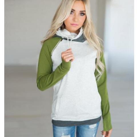2019 Autumn Winter Plus Size Hoodies Sweatshirts Women Ladies Hooded Sweatshirt Hoodies Women Long Sleeve Female Sweatshirt Karachi